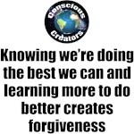 Creates Forgiveness