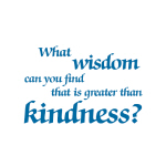 What Wisdom... Goodies