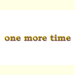 One More Time - Apparel