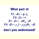 Maxwell's Equations - Apparel