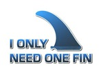 LONGBOARDER - I ONLY NEED ONE FIN