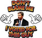 VOTED FOR THIS GUY - GARY JOHNSON