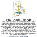 Rhode Island (SQ)