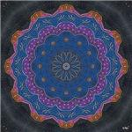 Alchemy Art Mandala