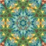 Abundance Art Mandala