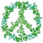 Snowflake Flower Peace