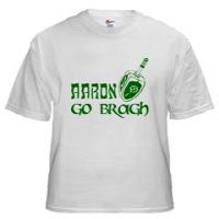 Aaron Go Bragh?!