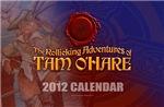 2012 Tam O'Hare Calendar