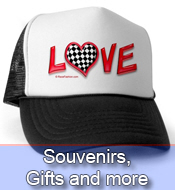 LOVE Racing Accessories, Gifts and more fun stuff