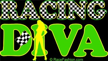 Racing Diva (Yellow/Green)
