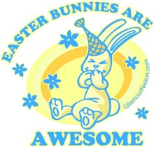 Easter Bunnies are AWESOME 2