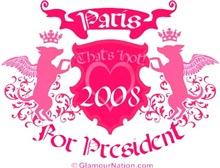 Copy of Paris Hilton For President!