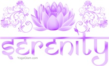 Serenity Lotus in purple