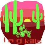 Lag Kills Desert