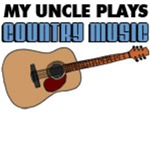 Uncle Plays Country Music