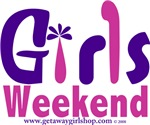 Girls Weekend in the Pink