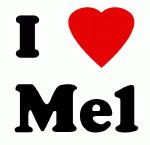 I Love Mel