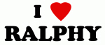 I Love RALPHY