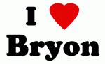 I Love Bryon