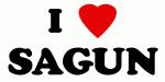 I Love SAGUN