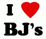 I Love BJ's