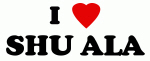 I Love SHU ALA