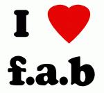 I Love f.a.b
