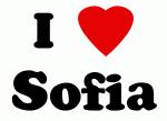 I Love Sofia
