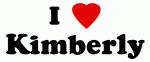 I Love Kimberly