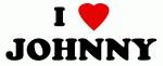 I Love JOHNNY