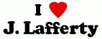 I Love J. Lafferty