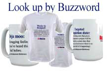 Designs listed by Buzzword