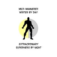 Writing Superhero