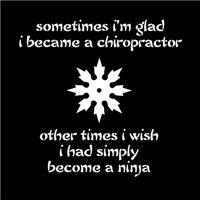 Ninja Chiropractor