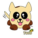 Taco Pudgie Pet