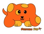 Mustard Pup Pudgie Pet