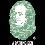 A Bathing Ben (Dark)