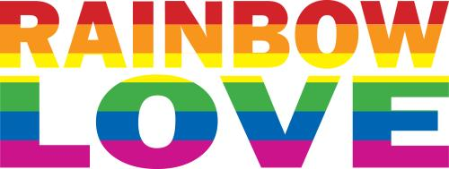 Gay Pride - Rainbow Love
