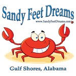 SANDY FEET DREAMS