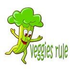 VEGGIES RULE