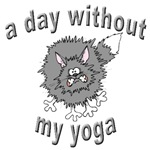 A DAY WITHOUT MY YOGA