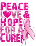 Peace, Love & Hope for a cure