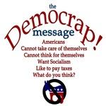 Democrat Message