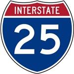 Interstate Highway 25