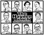 Hayden 2015 Reunion Swag Shop