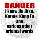 I know jiujitsu shirts