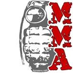 MMA teeshirt - Grenade