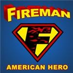 Fireman American Hero