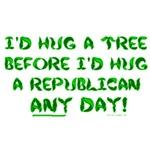 Tree Hugger - Hug a Tree