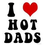 I Love (Heart) Hot Dads